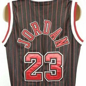 NBA Finals Chicago Bulls Michael Jordan #23 Jersey